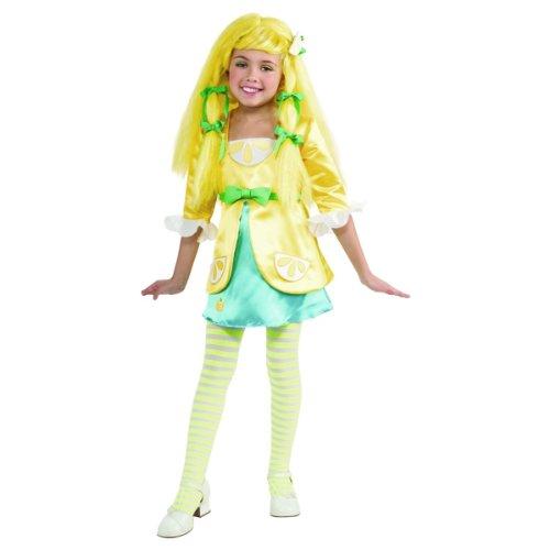 Deluxe Lemon Meringue Costume - Medium -