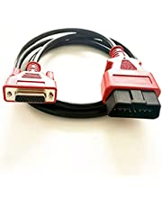PETER LI Hoofdtestkabel geschikt voor Autel Maxisys MS908 PRO Maxisys Elite Connect Cable Cardiagnostic Tool OBD2 1 6pin-adapter
