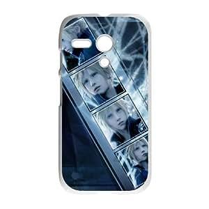 Motorola G Phone case White Claud Strife Final Fantasy KKJ6755686