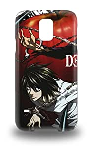Japanese Death Note Phone 3D PC Case For Galaxy S5 ( Custom Picture iPhone 6, iPhone 6 PLUS, iPhone 5, iPhone 5S, iPhone 5C, iPhone 4, iPhone 4S,Galaxy S6,Galaxy S5,Galaxy S4,Galaxy S3,Note 3,iPad Mini-Mini 2,iPad Air )