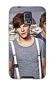 Anti-scratch And Shatterproof One Direction S Phone Case For Galaxy S5/ High Quality Tpu Case
