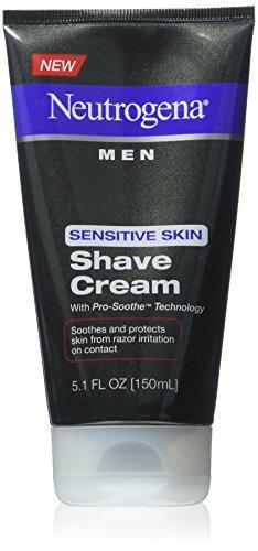 Neutrogena Sensitive Skin Shave Cream