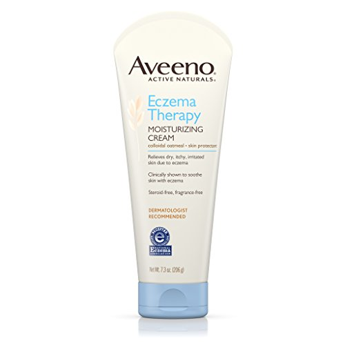 Aveeno Active Naturals Eczema Therapy Moisturizing Cream, 7.3 oz