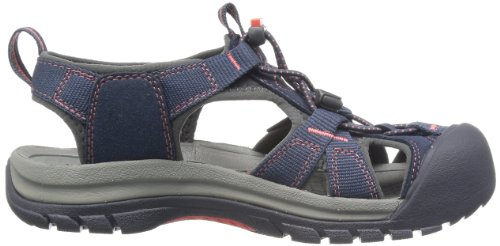 5 Sandal Midnight Women's M Navy Venice Hot H2 Coral US KEEN 8xHwfq6tw