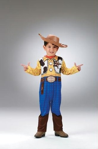 Costumes For All Occasions Dg5231L Toy Story Woody Std 4 To 6 from Disguise