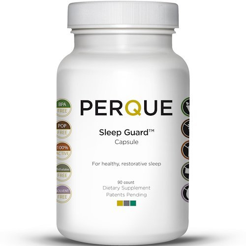 Sleep Guard – 90 Capsules by Perque For Sale