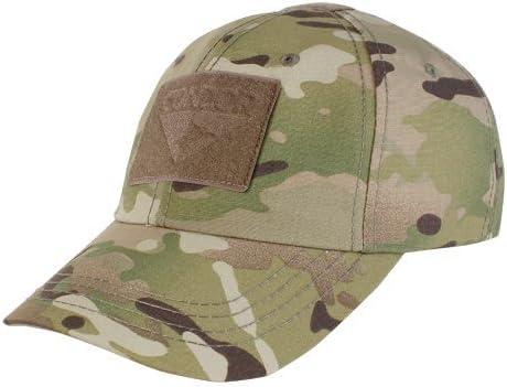 CONDOR TACTICAL BREATHABLE MESH BASEBALL CAP GENUINE KRYPTEK HIGHLANDER CAMO HAT