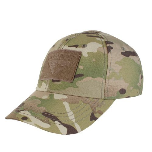 Condor Outdoor Condor Tactical Cap, Multicam (Condor Outdoor Tactical)