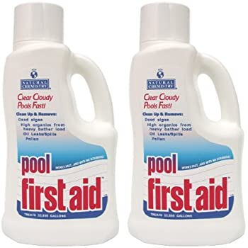 Natural Chemistry Pool First Aid Reviews