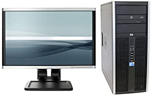 HP Elite 8000 Desktop Computer Bundle - Core 2 Duo 2.93GHz - *NEW* 1.5TB HDD's - 8GB RAM - WIFI - Windows 10 Pro 64- w/ 22