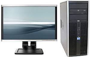 HP Elite 8000 Desktop Computer Bundle - Core 2 Duo 2.93GHz - *NEW* 1.5TB HDD's - 8GB RAM - WIFI - Windows 10 Pro 64- w/ 22