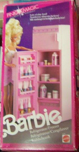 MATTEL BARBIE 4776 BARBIE Inventar: Kühlschrank: Amazon.de: Spielzeug