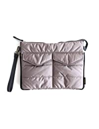 Brilliance Co Storage Bag Organizer Pouch Insert For Handbag, Tablet PC Bag - Grey