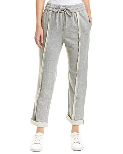 KENDALL + KYLIE Womens Pull-On Sweatpant, Xs, Grey
