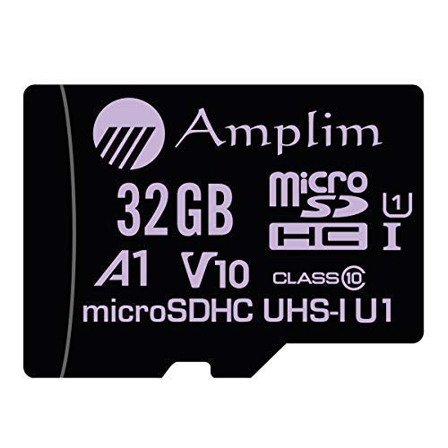 Image of Amplim TF Memory Card 32GB Micro SD SDHC Card Plus