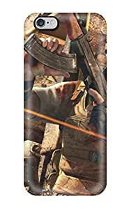High Quality ZippyDoritEduard Far Cry Video Game Far Cry 2 Skin Case Cover Specially Designed For Iphone - 6 Plus
