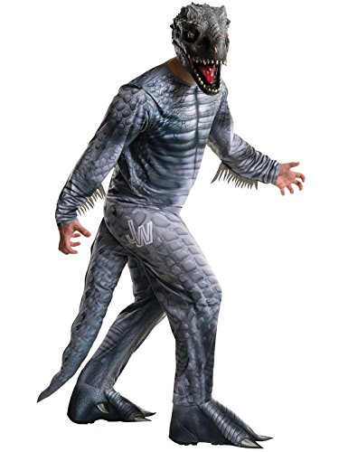 Rubie's Men's Jurassic World Indominus Rex Costume, Multi, -