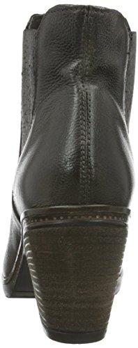 Mjus 566204-0101-6323, Zapatillas de Estar por Casa para Mujer Gris - Grau (nembo)