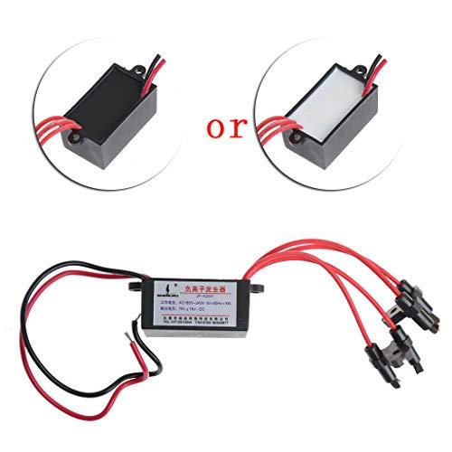 - Vegan DIY AC 220V High Power Air Ionizer Aerial Negative Ion Anion Generator