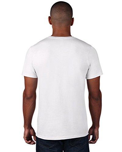 Anvil Herren T-Shirt weiß weiß M