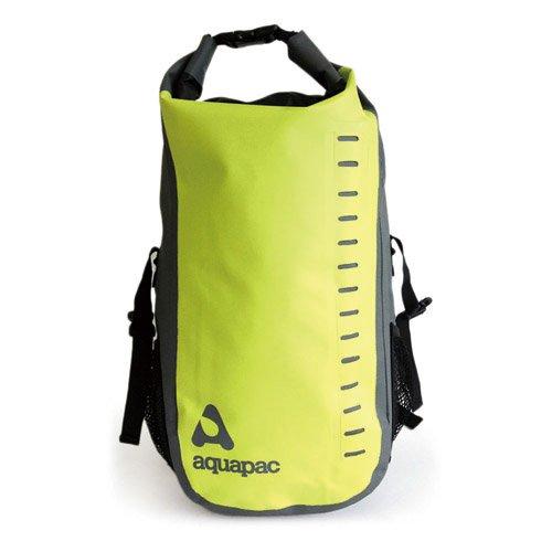 AQUAPAC 防水バッグ 791 トレイルプルフトコアデイサック グリン/グレ 28L 791 B00IUPN8RY  グリーン