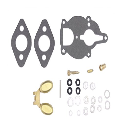 New Carburetor Kit Float fits Wisconsin Engine VH4D VHD TJD replaces LQ39