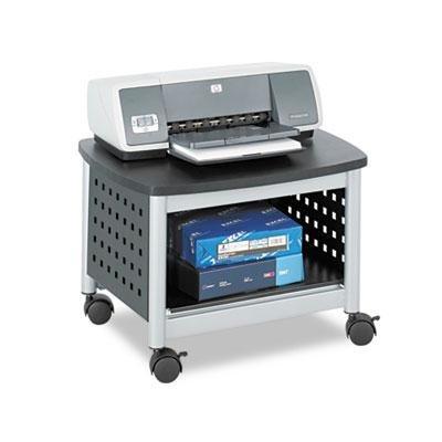 Safco - Scoot Printer Stand 20-1/4W X 16-1/2D X 14-1/2H B...