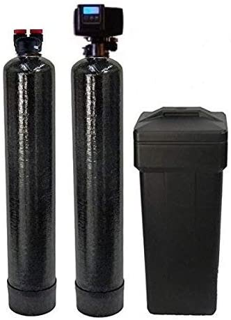 ABC Waters 5600sxt Fleck Softener and Carbon Filter