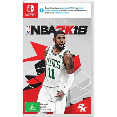 11 opinioni per NBA 2K18- Nintendo Switch