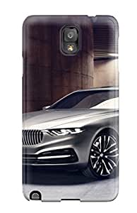 Ideal Anna Paul Carter Case Cover For Galaxy Note 3(bmw Pininfarina Gran Lusso Coupe), Protective Stylish Case