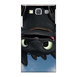 High Quality Mobile Cover For Samsung Galaxy A3 With Customized Trendy How To Train Your Dragon 2 Pattern Customcases88