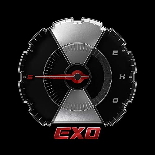 EXO - Don't Mess UP My Tempo [Allegro+Moderato+Andante ver. Set] (Vol.5) 3CD+Booklet+Photocard+Pre-Order Benefit+3Folded Posters+Extra Photocards Set