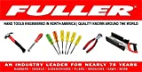 "Fuller Tool 6"" Reversible Quick-Release Speed Clamp"