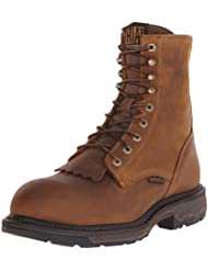 Ariat Mens Workhog 8 Composite Toe Work Boot