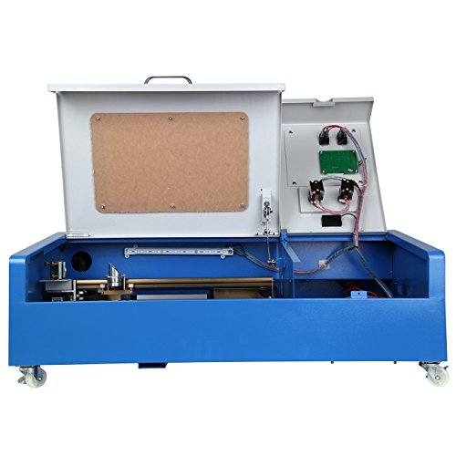 Zoato 40W CO2 Laser Engraver Engraving Carving Cutting Ma...