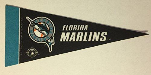 - 2004 Rico/Tag Express Florida Marlins Mini Pennant 9