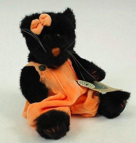 Boyds Halloween Bear - Adorable Boyds Bears Halloween Cat