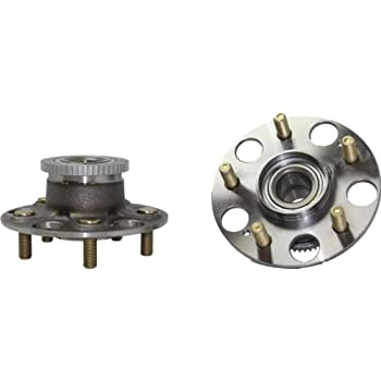 Front Wheel Hub /& Bearing W//SNAP RING HONDA ACCORD V6 1998-2002 LH OR RH EACH