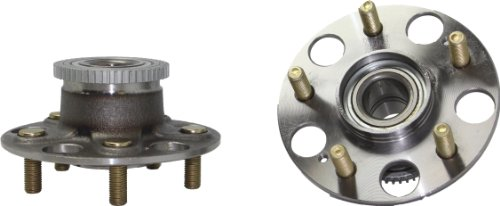 - Brand New (Both) Rear Wheel Hub And Bearing Assembly for 1998-2002 Honda Accord V6 w/Rear Disc Brakes & ABS - [1999-2003 Acura TL]
