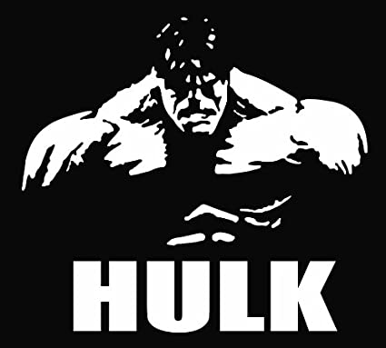Hulk vinyl decal sticker 6