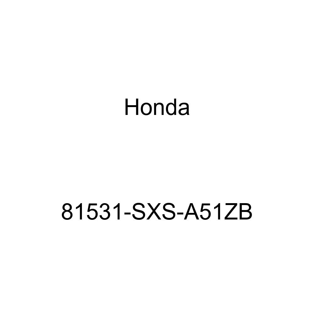 Front Left Honda Genuine 81531-SXS-A51ZB Seat Cushion Trim Cover