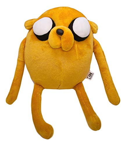 Animal Adventure - Adventure Time Jake The Dog, Plush Toy Stuffed Animals Gift for Kids 11