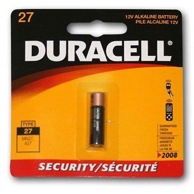 Duracell Mn27 Alkaline 12v Battery G27a A27 Gp27a Ag27 L828