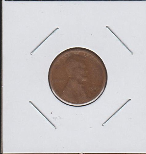 1925 S Lincoln Wheat (1909-1958) Penny Good