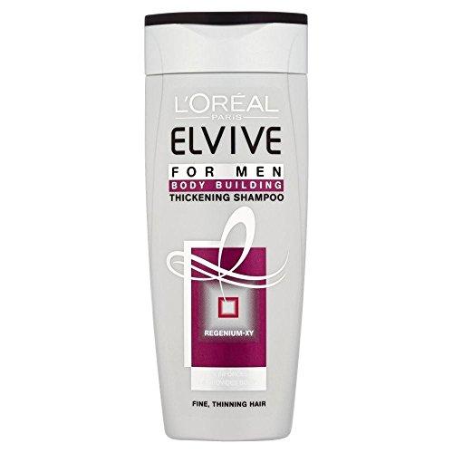 L'Oréal Paris Elvital Für Männer Regenium Xy Bodybuilding Verdickung Shampoo (250 Ml)