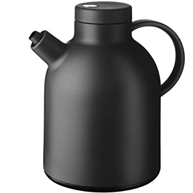 Kettle Thermo, Carbon (dark grey), 1 L