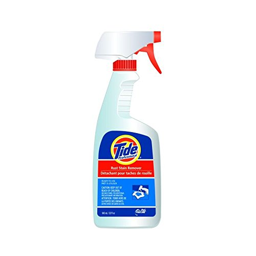 Proctor & Gamble Pro Line Tide Rust/Stain Remover, 32 Oz Bottle, 9 Bottles Per Case by Proctor & Gamble