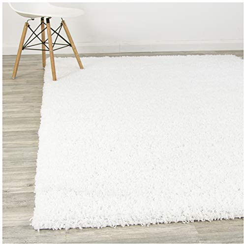 A2Z Rug Pera Shaggy Luxury Super Soft 5 cm  Pile Thickness 60 X 110 cm  - 2' X...