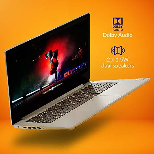 Lenovo Ideapad Slim 3i 10th Gen Intel Core i3 14 inch FHD Thin and Light Laptop (4GB/256GB/Windows 10/MS Office/Grey/1.6Kg), 81WD0044IN
