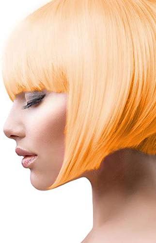 Sunset Naranja Pastel Tinte Cabello | Semi-Permanente Color ...